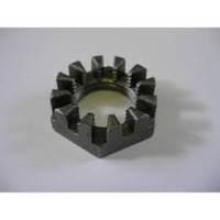 AXLE NUT - USA Castellated