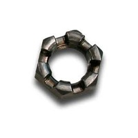 "AXLE NUT - 3/4"" Castellated"