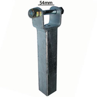 WOOD YOKE - Heavy Duty (40x40mm)