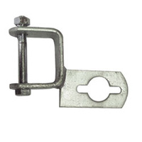 MOTOR SUPPORT BRACKET - 50x25mm