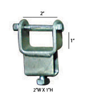 SOCKET BRACKET - 50x25mm
