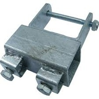 SOCKET BRACKET (40MM) - 50x50mm