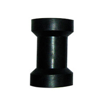 "BLACK RUBBER - 4.5"" Keel"