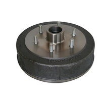 "DRUM 10"" - Navara 6 Stud, Bare"