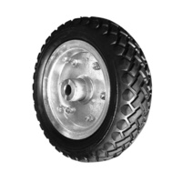 "JW WHEEL - 10"" Solid, Metal Rim"