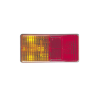 TAIL LIGHT - 4 in 1 Rectangular