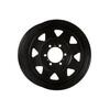 "RIM ONLY - 16"" Land Cruiser 6 Stud, White"