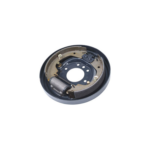 "HYDRAULIC BACKING PLATE - 9"" Left Hand"
