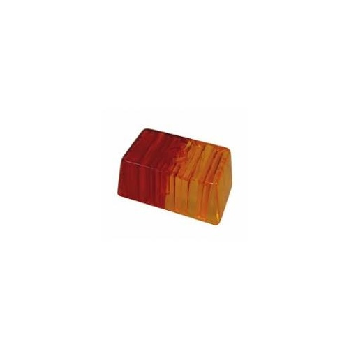 LENS - Red/Amber, Small