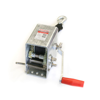 Winch with Strap - 1000kg 10:1, 5:1, 1:1