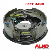 "10"" Electric Brake Assembly - Rear, Genuine Alko (Left Hand)"