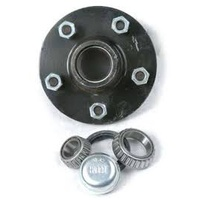 Hub & LM Bearings - 5 Stud HT Holden