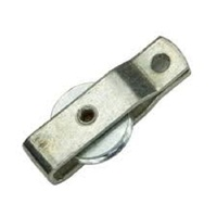 Cable Pulley - for 4mm Mechanic or hand brake cable.