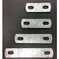 SLOTTED PLATE - Galvanised