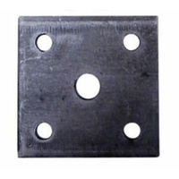 Fish Plate - suit 40mm x 45mm, 8mm thick plate