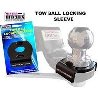 Towball Locking Sleeve