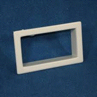 Metal Vent - Scupper Frame Only