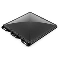 "Hatch Lid - 14"" Jensen (Black)"