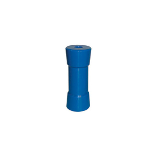 "Blue Nylon  8"" Sydney Roller (19mm Hole)"
